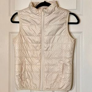 Girl's Quilted Vest